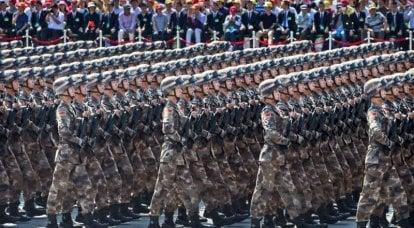 在与美国的对抗中,中国人将有助于他们自己的配重战略