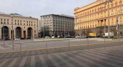 Nevsky ou Dzerzhinsky: qui occupera la place Lubyanskaya