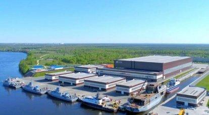 """El astillero """"Pella"""" pagará al Ministerio de Defensa una multa por interrumpir la entrega del primer """"Karakurt"""""""