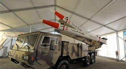 होरमुज़-एक्सएनयूएमएक्स परिवार की ईरानी बैलिस्टिक मिसाइल: बड़ी महत्वाकांक्षाएं और संदिग्ध अवसर