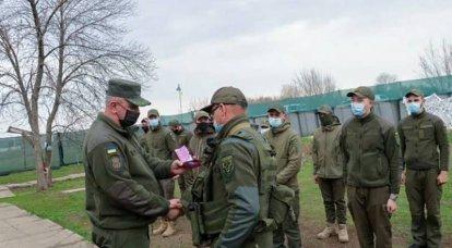 """Viceprimer ministro de Ucrania: """"La gente de uniforme está tranquila, no habrá ofensiva rusa"""""""