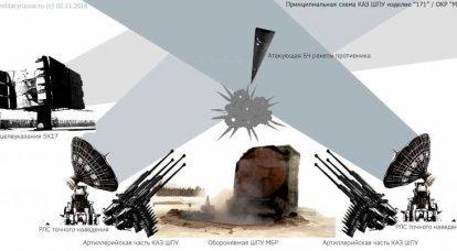 """OCD """"Mozyr"""" ソビエトミサイル防衛システム"""