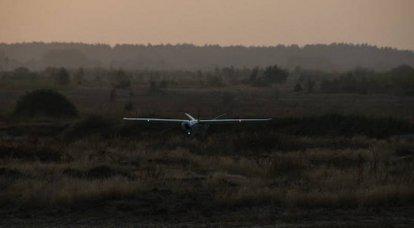 Aist-100 keşif uçağının devlet testleri Ukrayna'da başladı