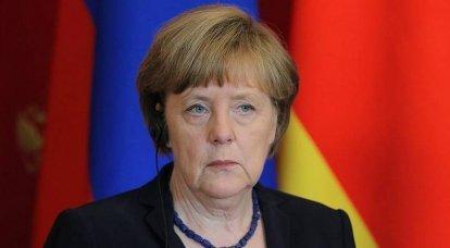 """En Alemania, anunció el objetivo de Merkel para evitar el """"triunfo ruso"""" en Libia"""