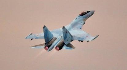 रक्षा मंत्रालय ने 35 अनुबंध के तहत अंतिम तीन Su-2015S सेनानियों को प्राप्त किया