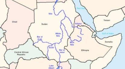 La guerre de l'eau se prépare en Afrique