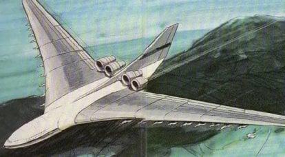 Volar portaaviones estadounidenses: proyectos, pruebas, fallas