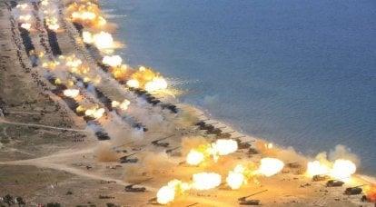 Dissuasão não nuclear: forças de mísseis e artilharia norte-coreanas