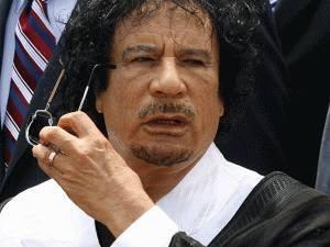 Gaddafi aceitou plano de paz da União Africana