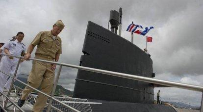 अमेरिकी नौसेना ने चीनी पनडुब्बियों को खानों और पानी के नीचे के ड्रोन से नष्ट करने की योजना बनाई है