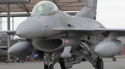 """""""飞行员未察觉飞机向地面移动"""":美国去年16月发表F-XNUMXC坠落原因报告"""