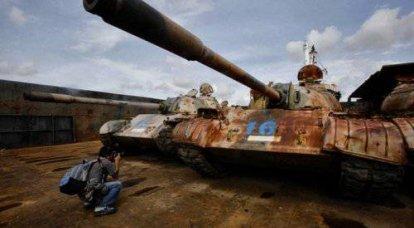 T-69坦克恢复珊瑚礁