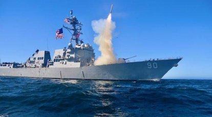 टॉमहॉक ब्लॉक वी क्रूज मिसाइलें गोद लेने के करीब पहुंच रही हैं