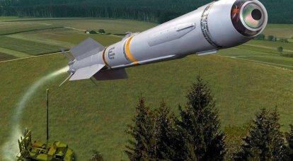 対空ミサイルシステムIRIS-T SLS
