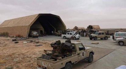 Mareşal sessizdir. El-Vatiya hava üssünde Haftar'ın yenilmesi Libya'daki güç dengesini nasıl değiştirecek
