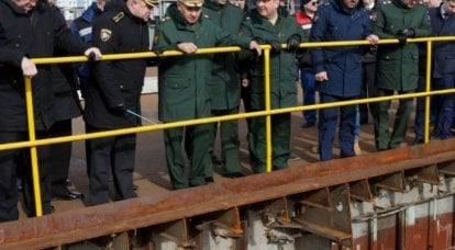 """Explanations are not accepted"": Shoigu was dissatisfied with the pace of construction of a dry dock for ""Admiral Kuznetsov"""