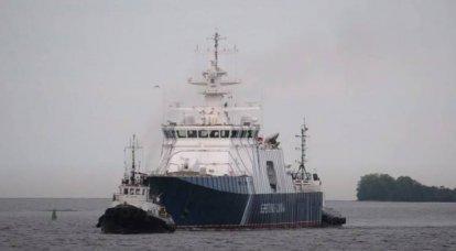 O enrolamento do cabo tornou-se redundante: uma nova abordagem na construção naval militar