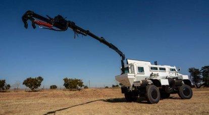 L'industrie de la défense sud-africaine en période difficile