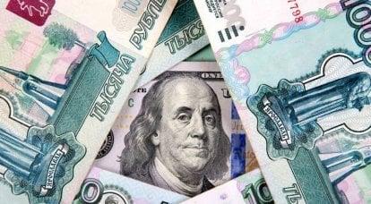 Agora vamos voltar ao dólar