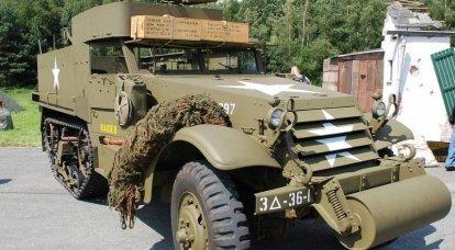 II. Dünya Savaşı'nın en büyük zırhlı personel taşıyıcısı