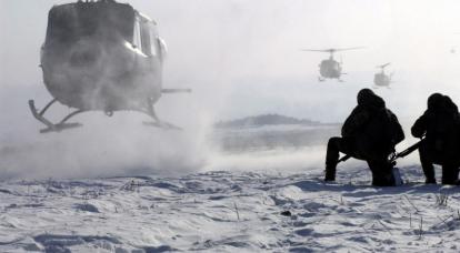 捐出钱在北极对抗俄国人