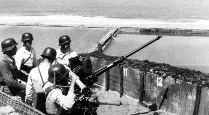 德国防空小口径反苏飞机(4的一部分)