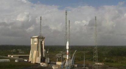 A válvula do foguete Soyuz revelou estar com defeito: Rogozin confirmou a informação