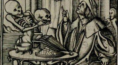 Mago e stregone Herbert di Aurillac