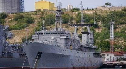 黒海造船所:生産の減少