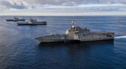 Navios litorâneos dos EUA - uma vergonha ou não?