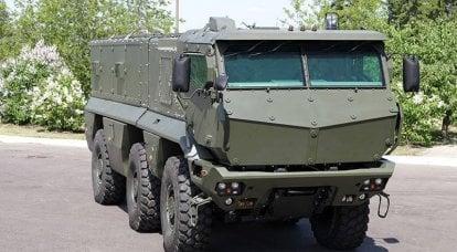 """装甲车KAMAZ-63968""""Typhoon"""""""