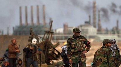 在利比亚,战争发生了根本转变