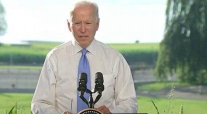 La rhétorique apaisante de Biden : sur la conférence de presse du président américain après les entretiens avec Poutine