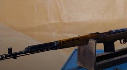 राइफल एसवीटी -40: हथियारों के कारोबार में एक कदम आगे या डिजाइनर की विफलता
