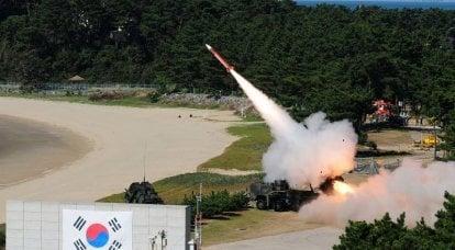Kore Cumhuriyeti hava savunması. Hava sahası kontrol radar sistemleri ve nesne hava savunma ve füze savunma füze sistemleri
