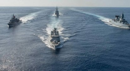The effectiveness of the air defense of the naval strike group