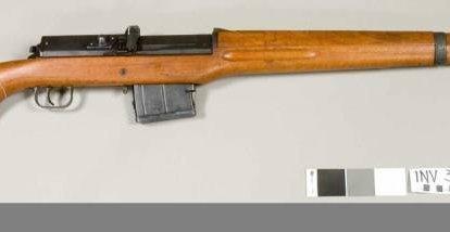 자동 소총 FM1957 및 FM1957-60 (스웨덴)