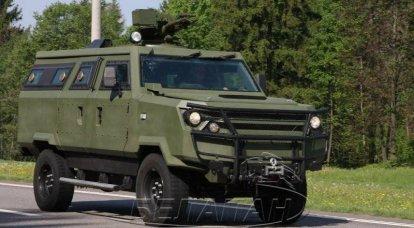 """白俄罗斯装甲""""豹"""""""