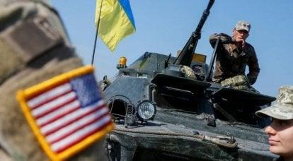 """""""我们将用导弹到达乌拉尔"""":乌克兰人正在北约演习中为战争做准备"""