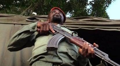 Il ministero della Difesa russo ha consegnato il terzo lotto di armi leggere ai militari della Repubblica centrafricana