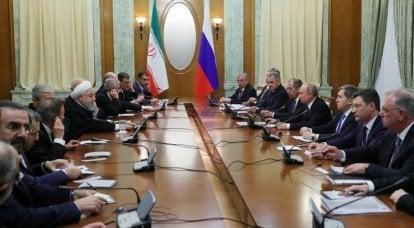 私たちは脈拍に指を置きます。 ソチでは、シリアの新憲法の問題が解決されています