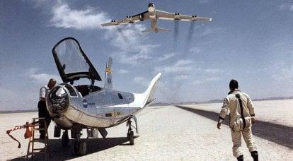 Fusoliera volante Northrop M2-F2 e HL-10
