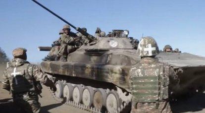 Documentaire militaire sur la dernière bataille de Shushi au Karabakh