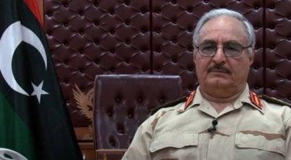 利比亚战争:对哈夫塔尔元帅的机会的反思