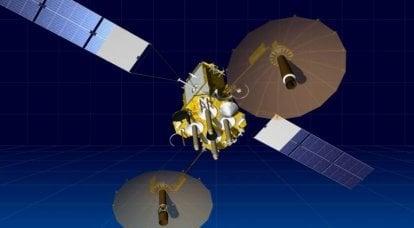 俄罗斯国际空间站的宽带互联网测试