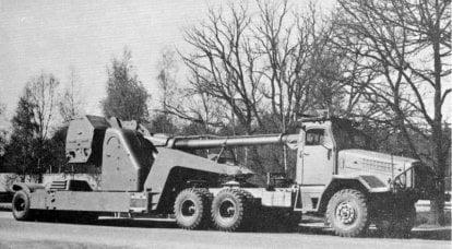 防空火炮综合体120 mm Lvautomatkanon fm / 1(瑞典)