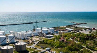 Conséquences du refus annoncé de la Biélorussie de transiter par le port lituanien de Klaipeda