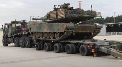 「米国の同盟国が私たちを助けてくれる」:台湾は1台以上のM2AXNUMXTエイブラムス戦車を購入する意向を確認した