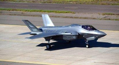 未达到预算:在欧洲部署F-35战斗机的第一基地太贵了