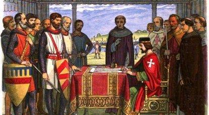 John the Gentle Sword und Englands Niederlagen